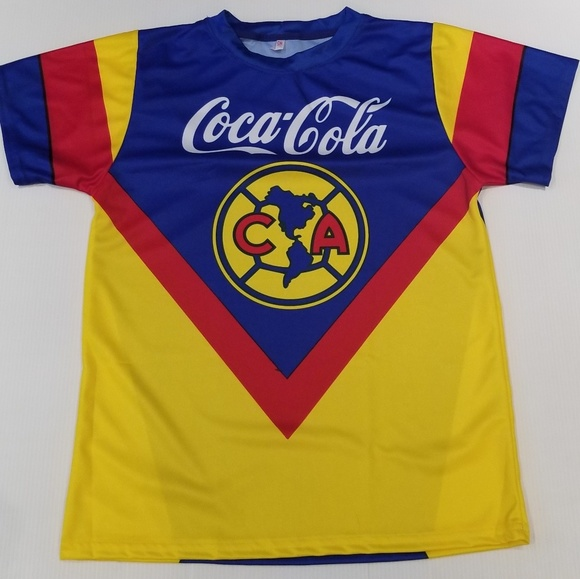 newest collection a25c1 a1628 Club America soccer Jersey